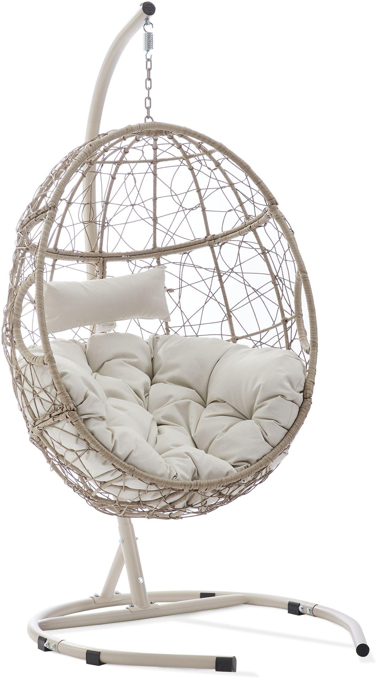 Outdoor Furniture - Hanging Indoor/Outdoor Egg Chair
