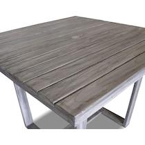 grenada gray outdoor dining table