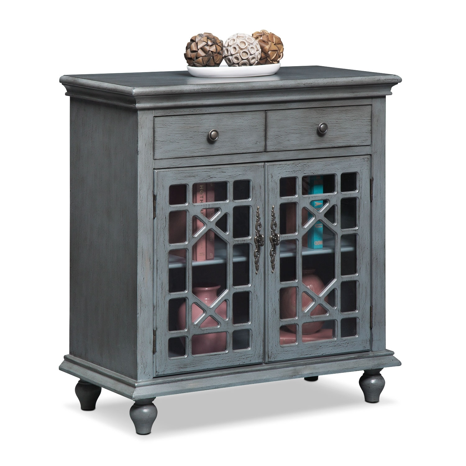 Accent and Occasional Furniture - Grenoble Cabinet
