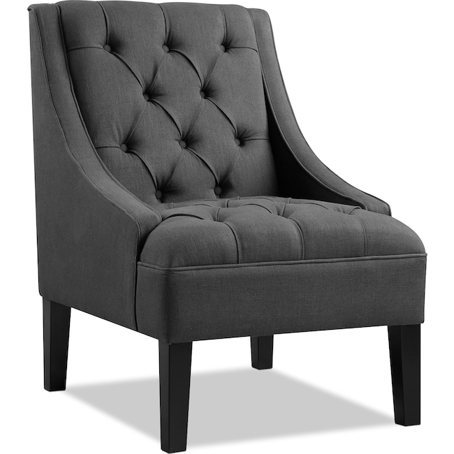 Living Room Furniture - Greylin Accent Chair
