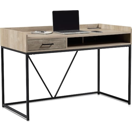 Gwen Desk - Oak