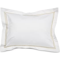 hampton white king bedding set