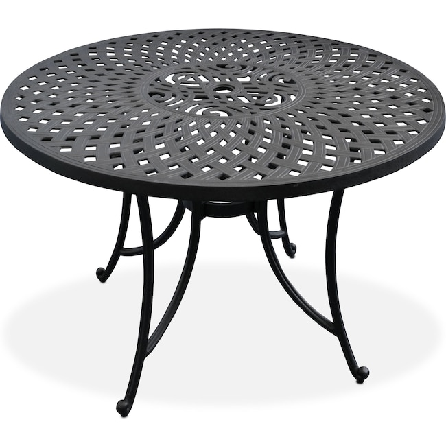 """Outdoor Furniture - Hana Outdoor 42"""" Dining Table"""
