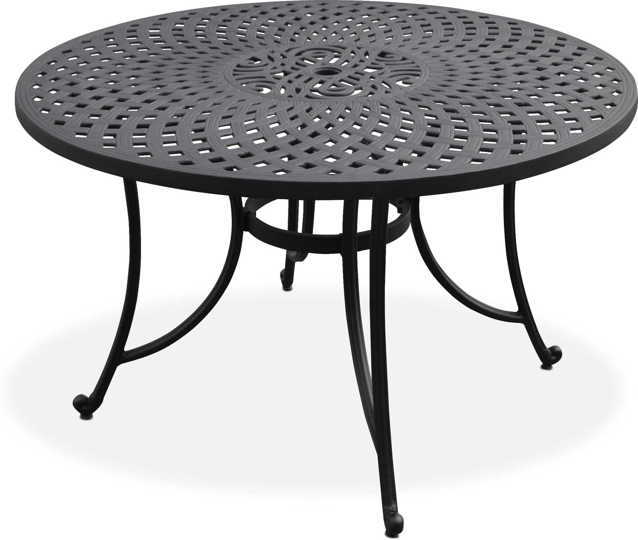 """Outdoor Furniture - Hana Outdoor 46"""" Dining Table"""