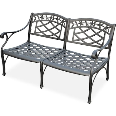 Hana Outdoor Loveseat