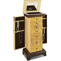 harlan multicolor jewelry armoire