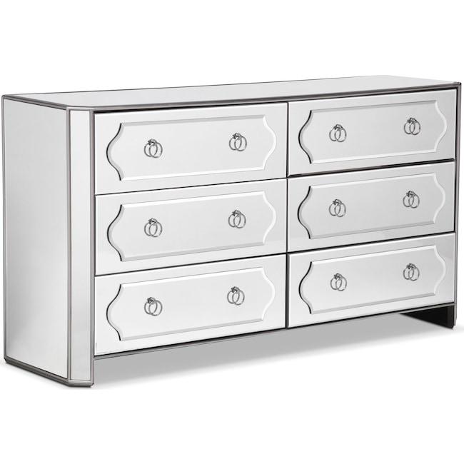 Bedroom Furniture - Harlow Dresser