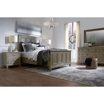 harrison gray king bed