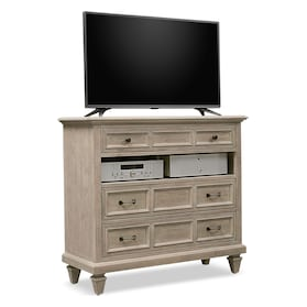 Harrison TV Stand - Gray
