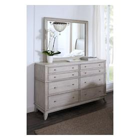 Hazel Dresser and Mirror