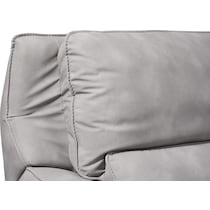holden gray  pc power reclining sectional