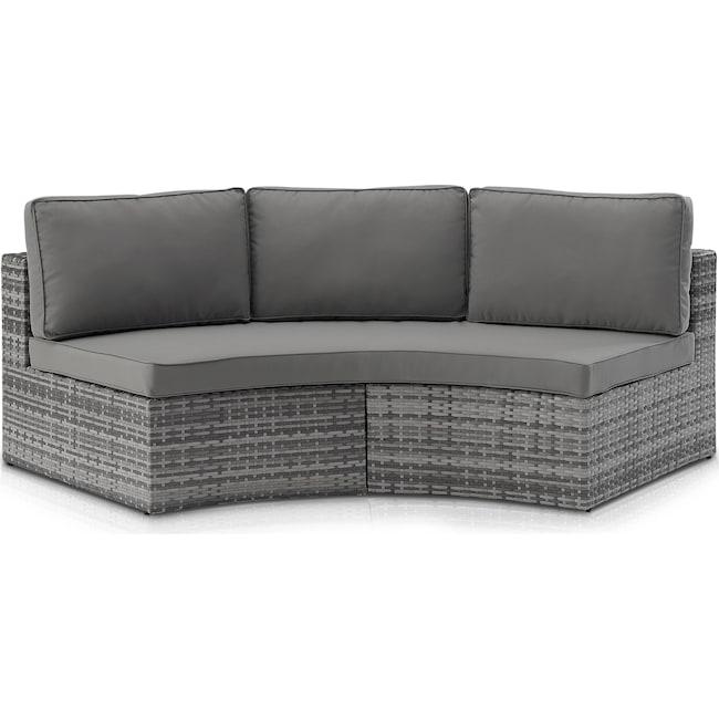 Outdoor Furniture - Huntington Outdoor Sofa