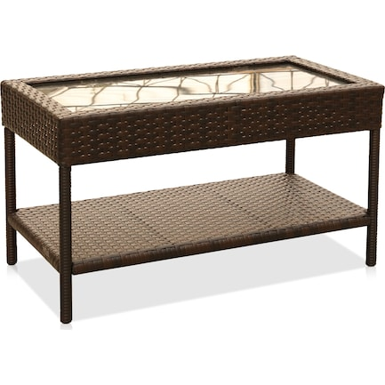 Inlet Outdoor Coffee Table