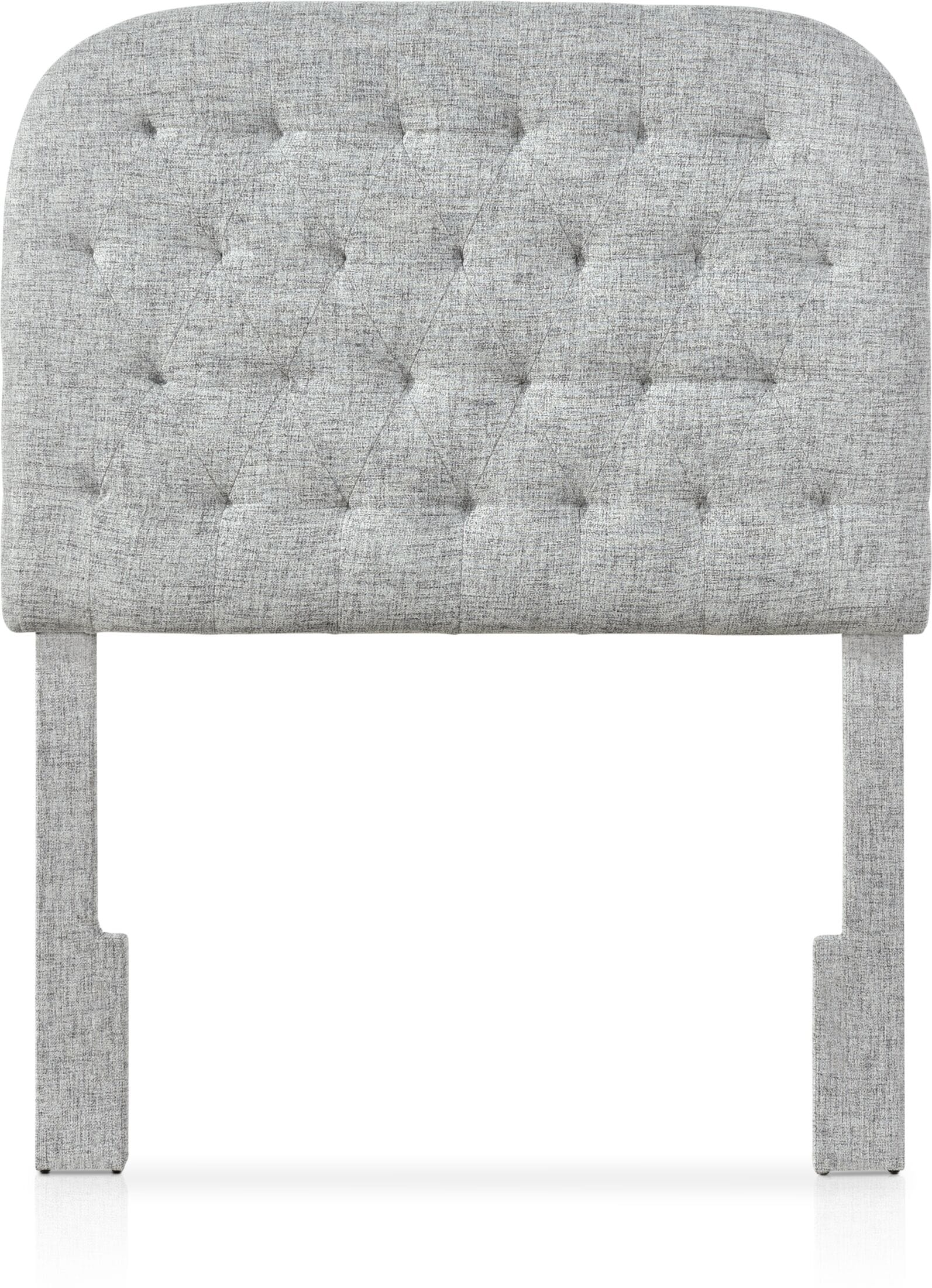 Bedroom Furniture - Ivy Upholstered Headboard
