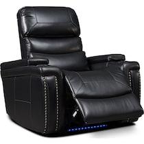 jackson black  pc power reclining living room