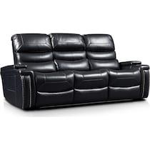jackson black power reclining sofa