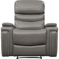 jackson gray  pc power reclining living room