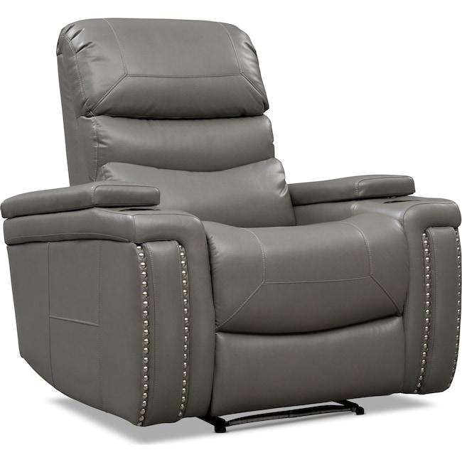 Living Room Furniture - Jackson Triple-Power Recliner