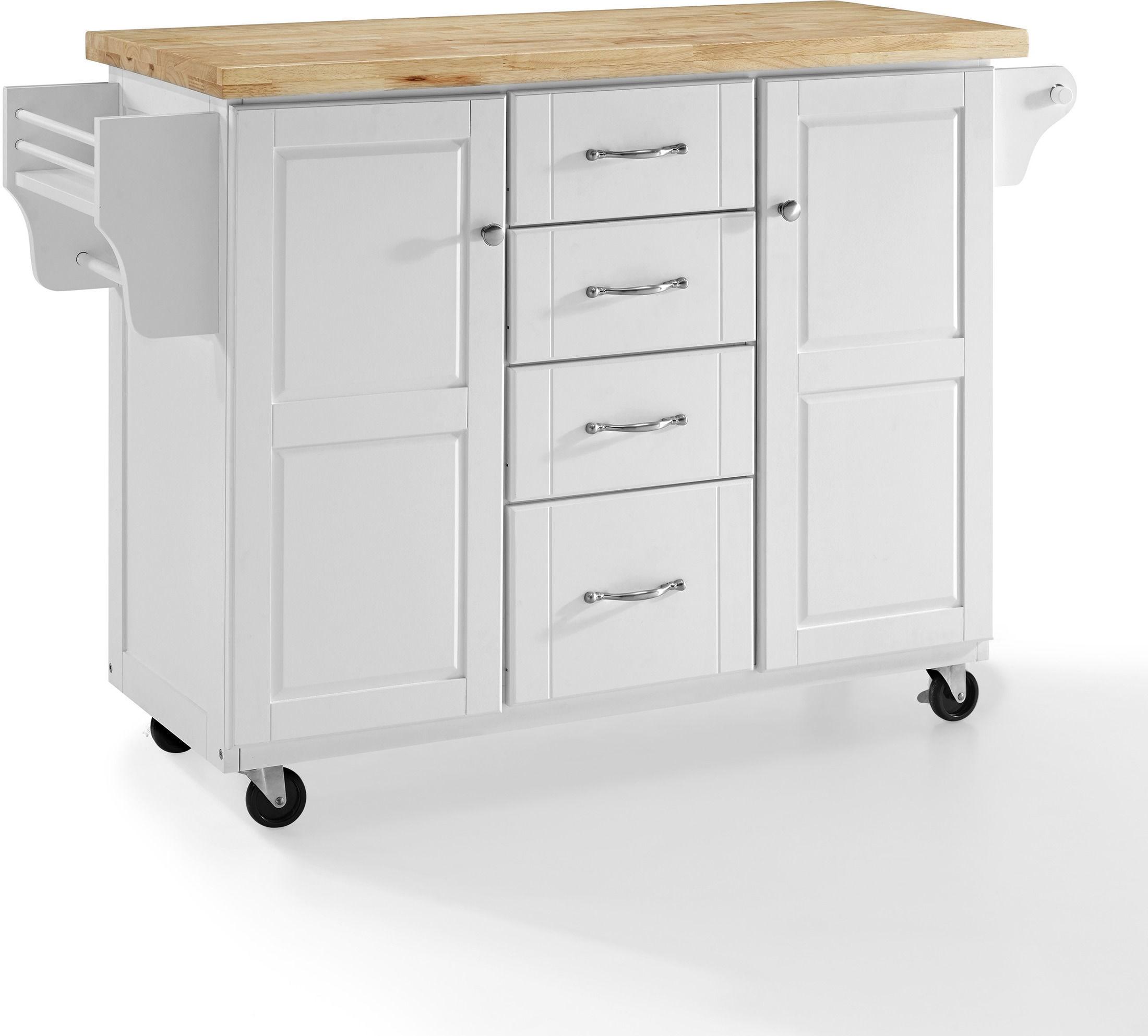 Dining Room Furniture - Jake Kitchen Cart