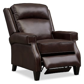 James Pushback Recliner