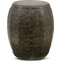 jameson dark brown accent table