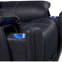 jax blue power lift recliner