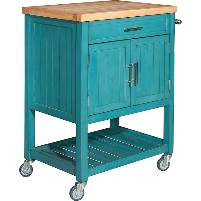 Dining Room Furniture - Jolene Kitchen Cart