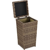 jonah dark brown outdoor storage