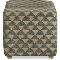 joseph light brown ottoman