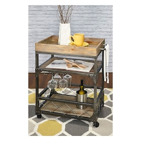Judge Bar Cart