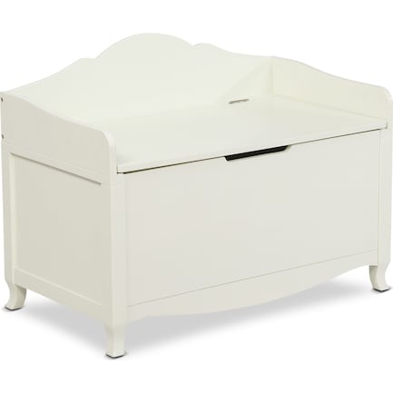 Kendall Youth Storage Chest - White