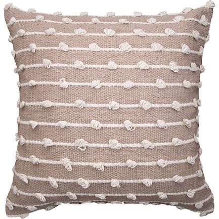 Knotty Dune Pillow