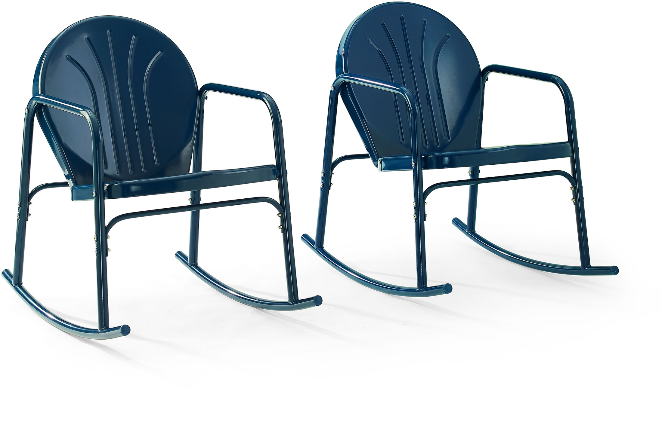 Outdoor Furniture - Kona Set of 2 Outdoor Rocking Chairs