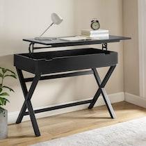 lacey black desk