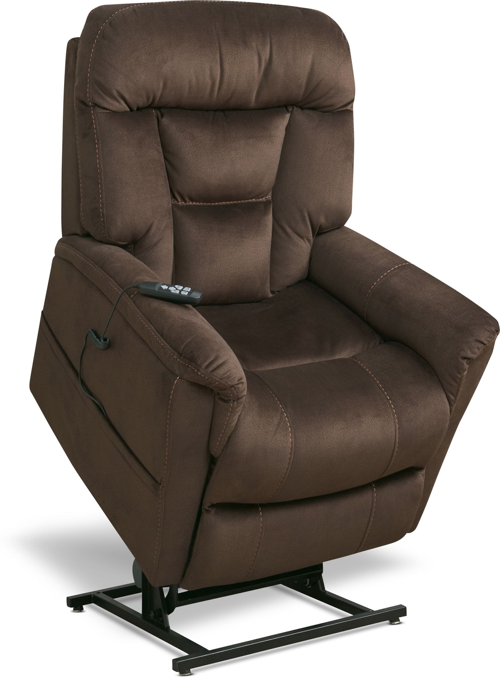 Living Room Furniture - Lagos Power Lift Recliner
