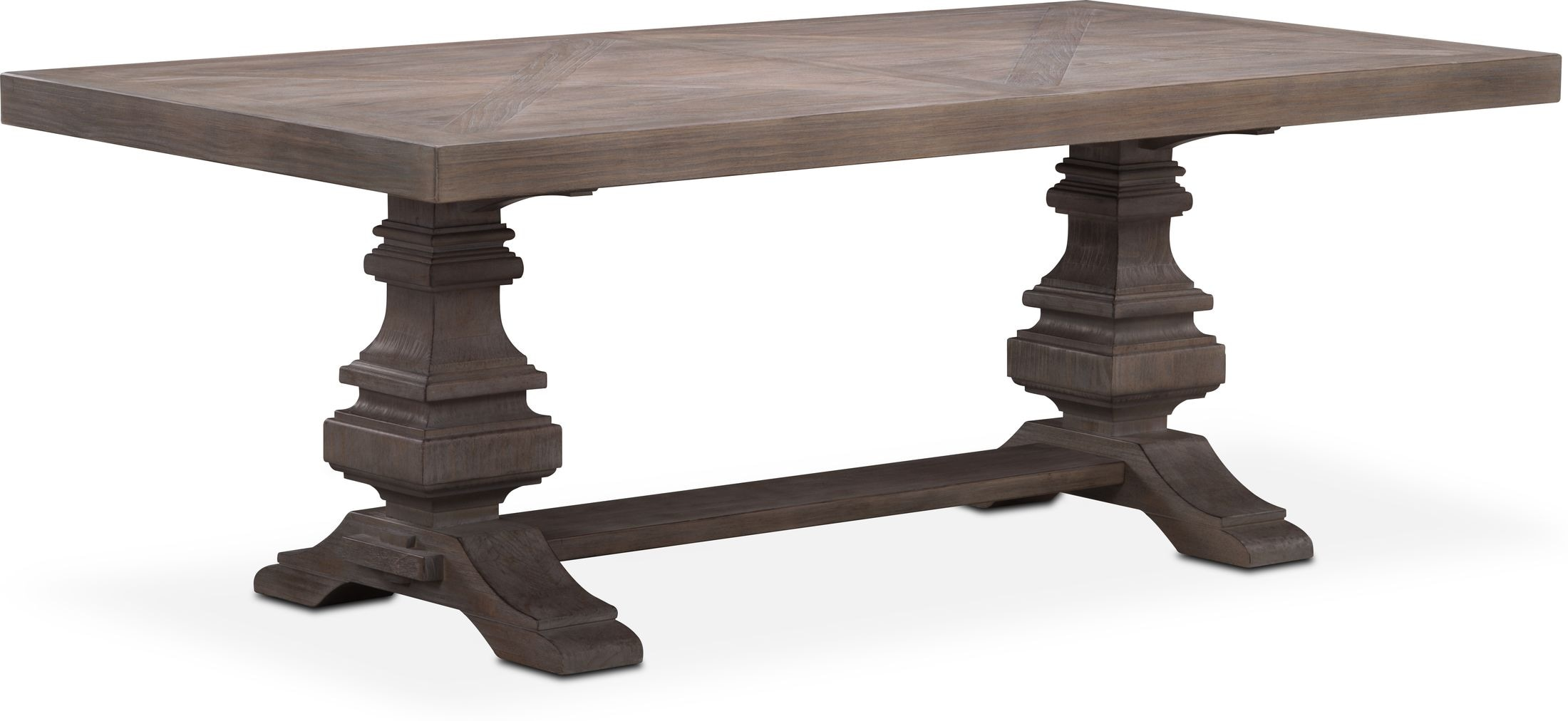 "Dining Room Furniture - Lancaster 82"" Dining Table"