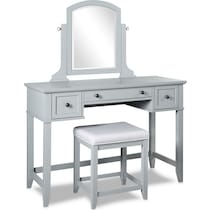 leia gray vanity