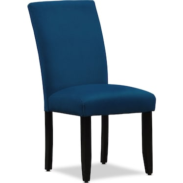 Lennox Dining Chair - Navy
