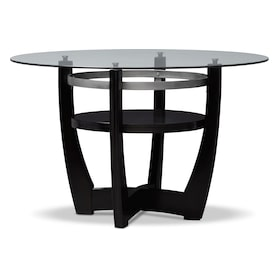 Lennox Dining Table and 4 Dining Chairs