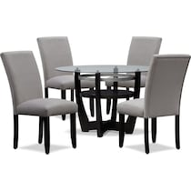lennox gray  pc dining room