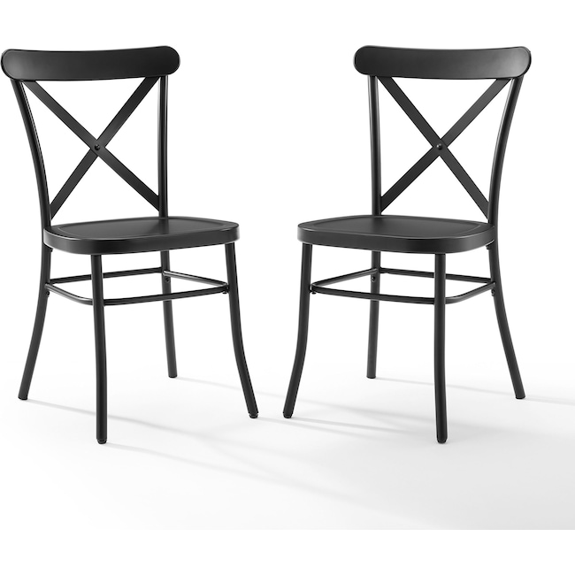 Dining Room Furniture - Lex Set of 2 Chairs