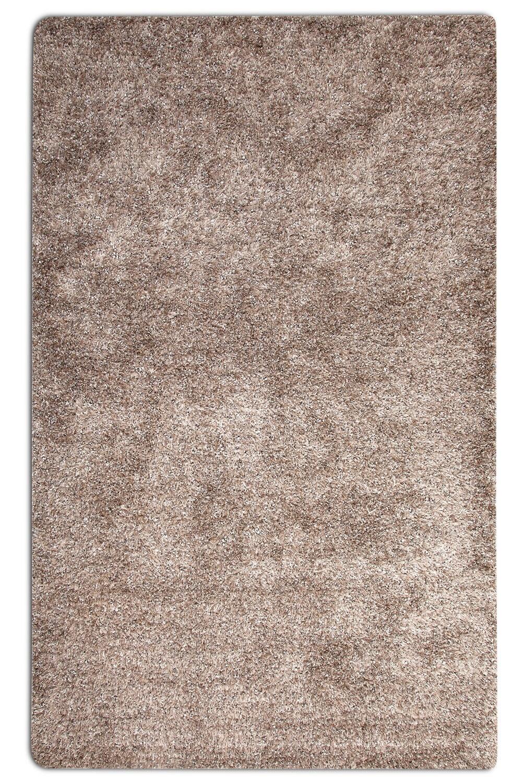 Rugs - Lifestyle Shag Area Rug - Gray