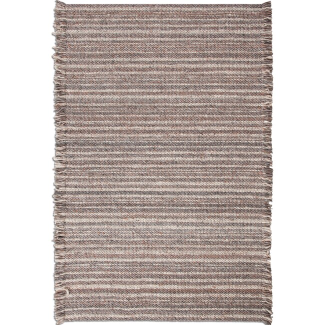 Rugs - Lifestyle Area Rug - Gray and Brown