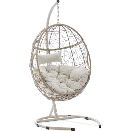 Hanging Indoor/Outdoor Egg Chair
