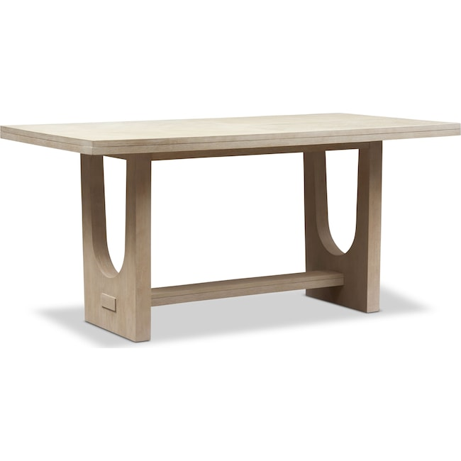 Dining Room Furniture - Lily Counter-Height Dining Table