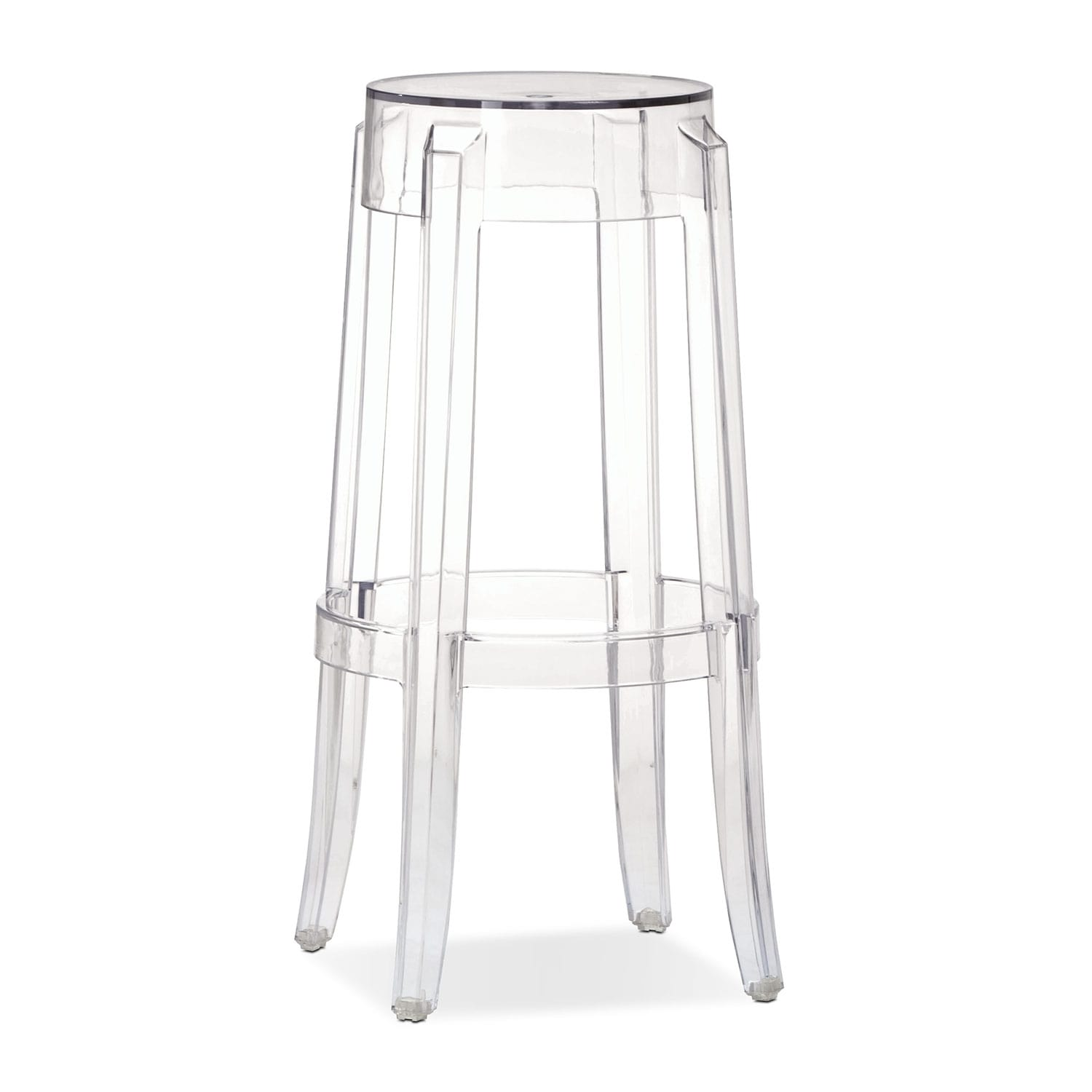 Dining Room Furniture - Lucid Bar Stool - Clear