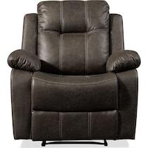 luka gray power recliner