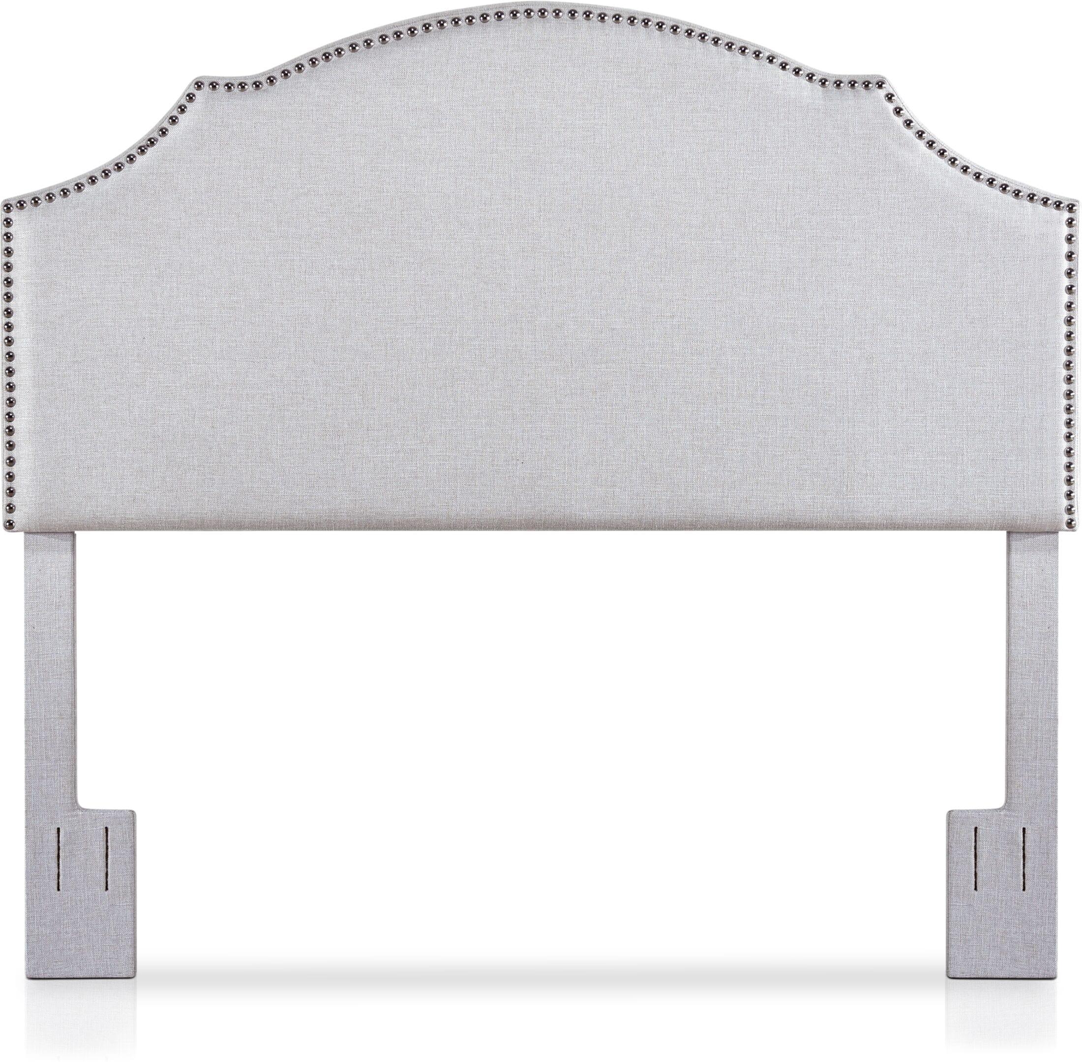 Bedroom Furniture - Luna Upholstered Headboard