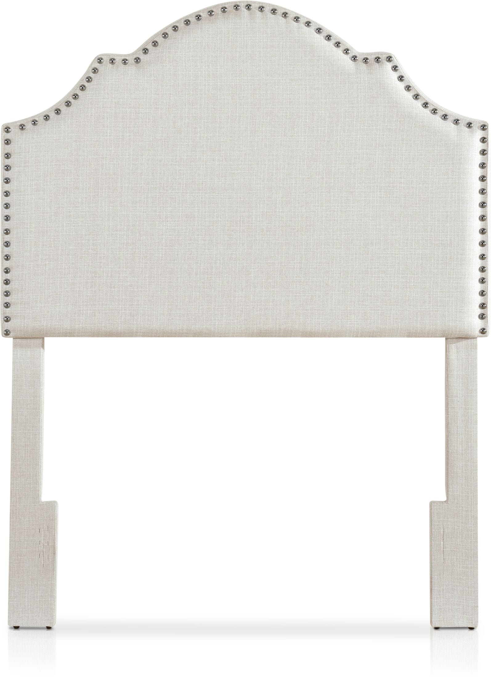 Bedroom Furniture - Luna Upholstered Headboard