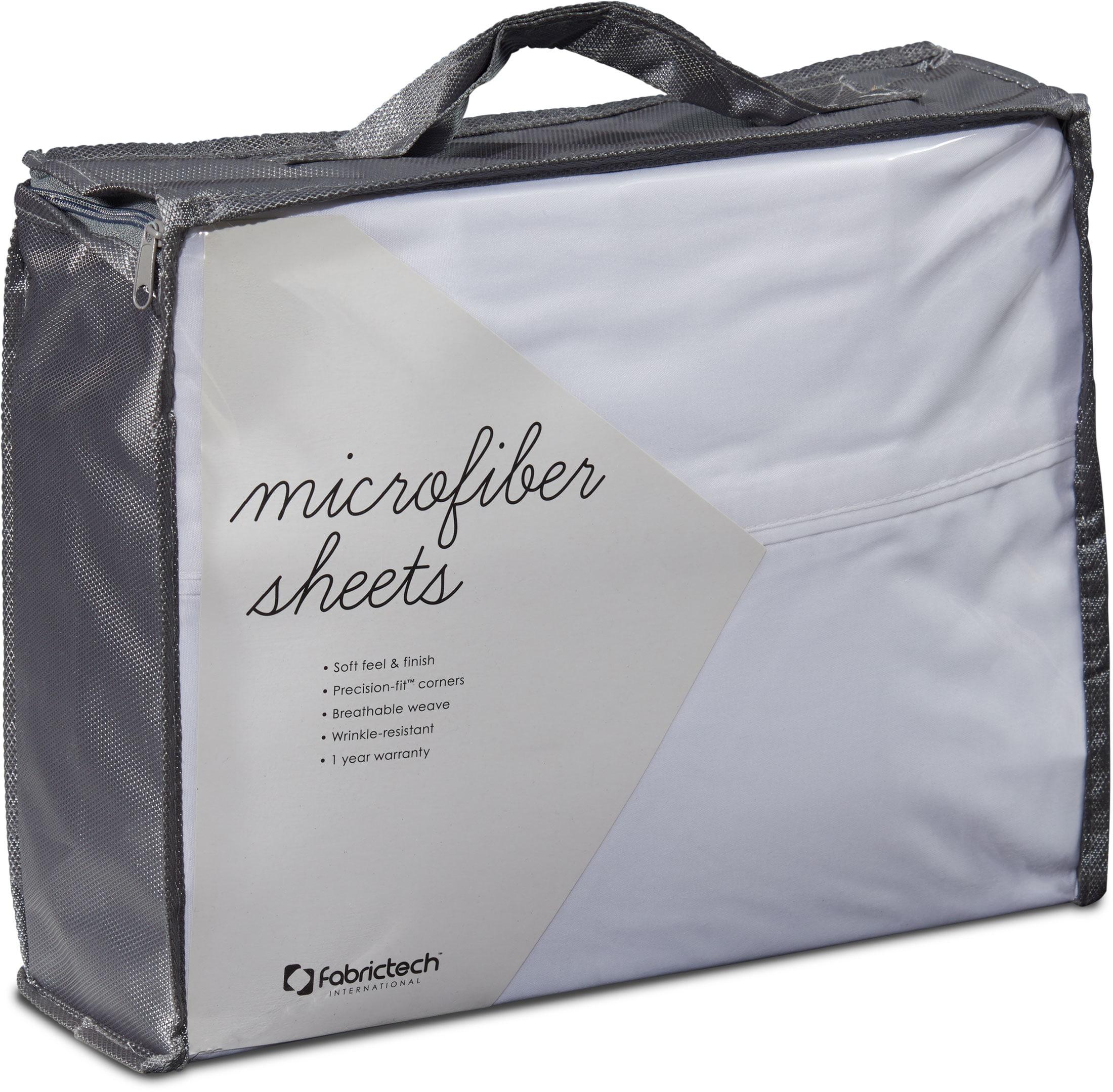 Mattresses and Bedding - Microfiber Sheet Set
